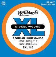 Strings of D#39-Àddario Nikel Wound