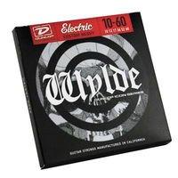 Strings of Dunlop Electric Wylde