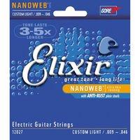 Elixir Nanoweb strings