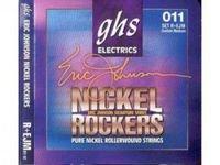 Strings of GHS Nickel Rockers Eric Johnson