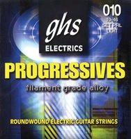 GHS Progressives strings