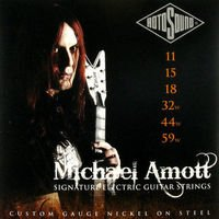 Strings of Rotosound Michael Am