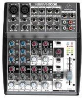 Mixer Behringer XENYX 1002 panel
