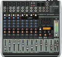 Mixer Behringer XENYX QX 1222 USB panel