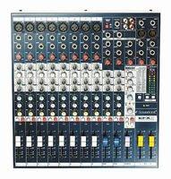 Mixer Soundcraft EFX 8 panel