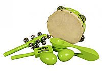 Percussion set of 5 objects Flight FPS-5G