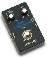Pedal of effects of Artec Turbo Compressor SE-CMP