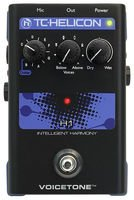 Pedal of effects of TC-Helicon Voice Tone H1
