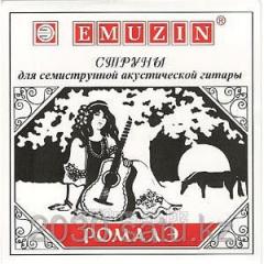Strings of Emuzin of Romale of 7 strings