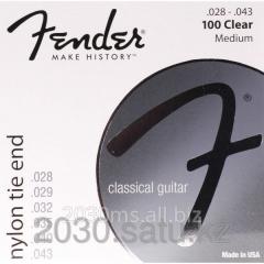 Fender Classical strings
