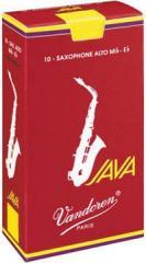 Cane for a saxophone a viola of Vandoren Java Red