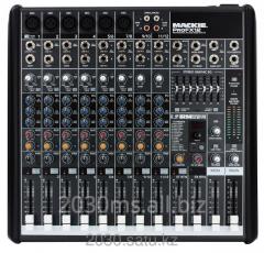 Mixer Mackie ProFX12 panel
