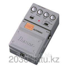 Pedal of effects of Ibanez AW7 Autowah