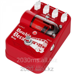 Pedal of effects of Vox TG2-DDDL Double Deca Delay