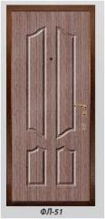 The panel the milled FL-51 laminated by 6, 10, 16
