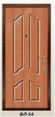 The panel the milled FL-54 laminated by 6, 10, 16