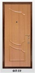The panel the milled FL-59 laminated by 6, 10, 16