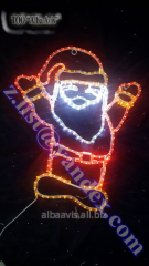 Father Frost, New Year's designs from a