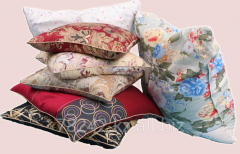Restoration of pillows with replacement of a