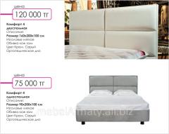 Кровать одноместная Комфорт 4