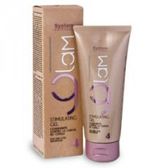 Gel the stimulating growth of hair of Glam