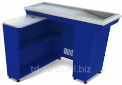 Cash boxing of KB-1,5-1N unary store (blue)