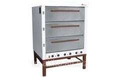 Хлебопекарная ярусная печь ХПЭ-500