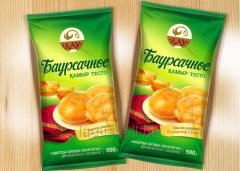 Baursachnoye's dough