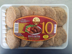 10 cutlets