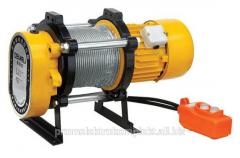 Winch electric 1,5 tn