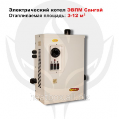 Electric coppers of EVPM from 3 to 72 kW