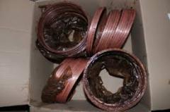 Ring piston maslosgonny D100.04.016-2