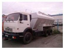 Loader of dry feeds KAMAZ-65115-1071-62