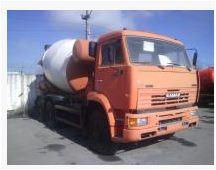 ABS-8 auto concrete mixer