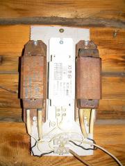 The device puskoreguliruyushchy for DRL 1DBI-125