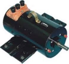 Elektrodvigatel of direct current of DP-0,18