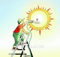 Солнечная энергия для Вашей квартиры, дома.