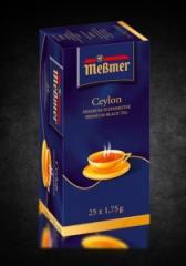Meßmer Ceylon tea