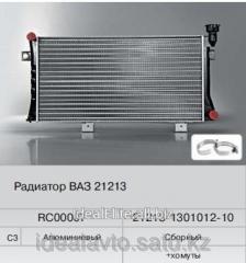 Радиатор Fenox Ваз-21213