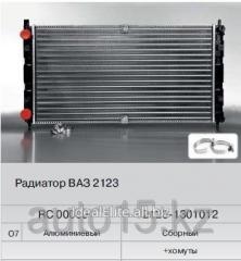 Радиатор Fenox Ваз-2123 Шеви