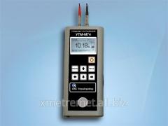 Толщиномеры ультразвуковые   УТМ-МГ4