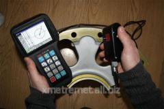 Defectoscope vikhretokovy portable VD 3-81