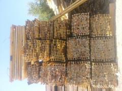 Балки деревянные для опалубки б/у