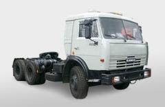 Cars truck tractors, KAMAZ 54115-010-13(191/260)