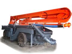 Автоприцеп - бетононасос Truemax BP30DZ3 (Китай)