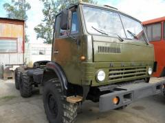 KAMAZ the 4310th tractor of 1988 tractors in