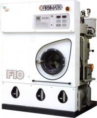 Car of dry cleaning of the F 10 series