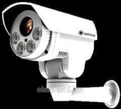 Поворотная  IP-видеокамера с оптическим зумом