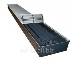 Медно-алюминиевые конвекторы для встраивания в пол