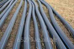 Труба водопроводная напорная из полиэтилена SDR